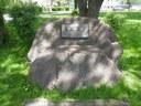 Památník horníků v Radvanicích, ul. Vrchlického