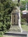 Památník místním obětem 1. světové války v letech 1914-1918, vedle budovy radnice na ul. Těšínská