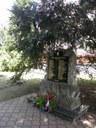 Památník obětem nacistické persekuce v letech 1939-1945 v Radvanicích, ul. Těšínská