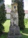 Památník vojínům 1. světové války na ul. Těšínská v Bartovicích